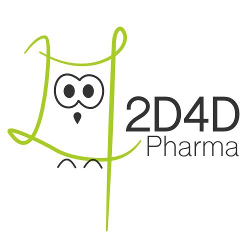 2D4D pharma logo